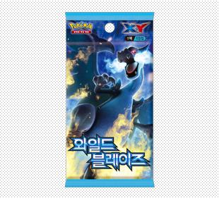 XY 확장팩 제2탄 「와일드 블레이즈」