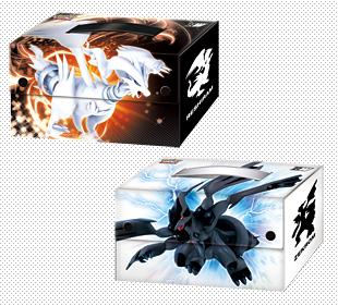 포켓몬 카드 게임 BW 「스페셜 케이스 세트 - 레시라무·제크로무」